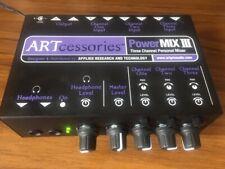 Art Pro Audio Mixer Power Mix 3
