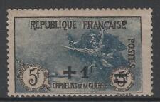 "FRANCE STAMP TIMBRE 169 "" ORPHELINS LA MARSEILLAISE +1F S.5F+5F"" NEUF xx TB N796"