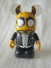 Disney Vinylmation Urban Redux Series #1 YELLOW TUXEDO ALIEN MONSTER Zombie 3""