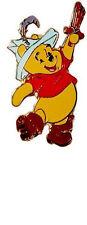 Winnie the Pooh Bear Pirate Disney Land Paris Dlrp Dlp 2005 Pin