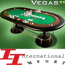 TABLE de POKER! TAFEL casino chips jeton NEW 50kg GIGA!