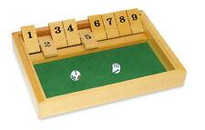 Fermez la boîte traditionnel jeu de plateau-emballage manquant & boîtier endommagé réduit