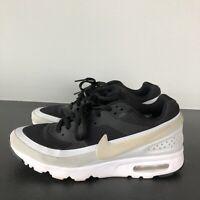 Nike Air Max Classic womens size 7 BW Ultra 819638-001 Black White Sneakers Rare