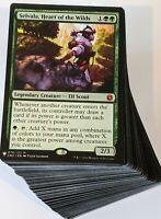 ***Custom Commander Deck*** Selvala - Hydra Tribal - EDH MTG Magic Cards