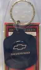 New CHEVROLET Logo Keychain ~ SILVERADO ~ Ancien Porte-Cle Neuf~USA ~ NWT  CHEVY