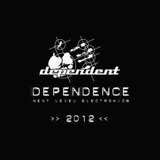 DEPENDENCE VOL.5 - 2012 CD Mesh KMFDM Seabound FRONT LINE ASSEMBLY