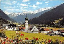 B32102 Gortipohl im Montafon gagen Vallula  austria