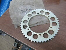 NOS Kawasaki Rear Wheel 6 Point 50T Sprocket 81-82 KX80 80-83 KDX80 282-50 282