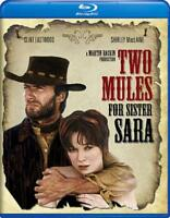 TWO MULES FOR SISTER SARA USED - VERY GOOD BLU-RAY DISC