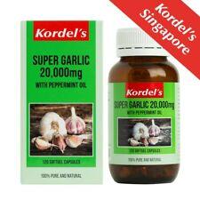 Singapore Kordel's Super Garlic 20000 mg 120's