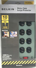 Low EMF Modified Belkin Power Strip Surge Protector 10 Outlets