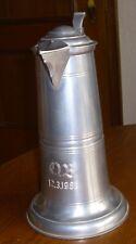 Zinnkrug, Trinkkrug - älter - Bodenmarke - guter Zustand - ca. 1600g - 29cm hoch