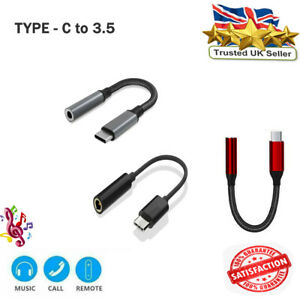 USB C Type C to 3.5mm AUX Audio Headphone Jack Cable Adapter For Samsung,Huawei