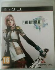 PS3 Final Fantasy XIII Game Excellent Condition
