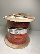Solid Fire Alarm Wire (1000 ft.) 18-2 SP-182-1000-RED