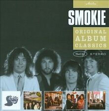 Original Album Classics [Box] by Smokie (CD, Sep-2009, 5 Discs, Sony BMG)