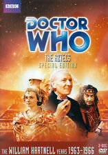 DOCTOR WHO - THE AZTECS (SPECIAL EDITION) (WILLIAM HARTNELL) (1963-1966) ( (DVD)