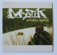 "Mystik ‎– Naturel Mystik - RAP ""CONSCIENT"" (PROMO) ♦ RAP HIP HOP CD Single ♦"