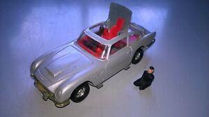 CORGI Toys 1:36 altes Modellauto *** Filmmodell James Bond 007, Aston Martin