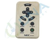 Genuine NEC rd-412e Projector Remote Control + Warranty