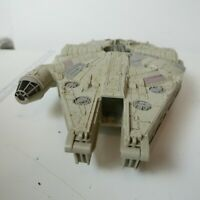 Star Wars Millenium Falcon Playset Lewis Galoob Toys 1995 With Figurines
