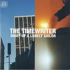 The timewriter-Diary of a Lonely Sailor CD Plastic City Deep House Tech House