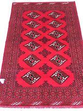 Tapis noué fait main laine rugs carpet wool tappiche tappeto alfombra 155x104cm