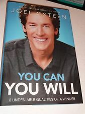 SHHC Joel Osteen: You Can, You Will: 8 Undeniable Qualities of a Winner 2014
