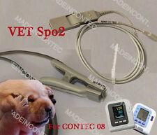 10P Vet Spo2 Probe for CONTEC Blood Pressure Monitor 08A/08C