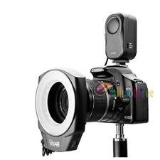 GODOX LED Macro Ring48 Flash Light For Canon Nikon Pentax Olympus Fuji Sony【AU】