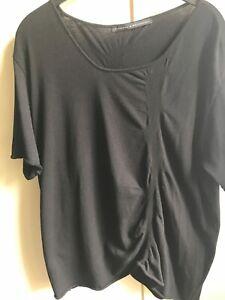Hindahl & Skudelny Damen Shirt schwarz XL