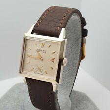Vintage Gruen Veri-Thin Men's manual winding watch Cal.415 10K gold-filled 1950s