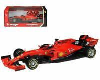 1:18 2019 Charles LeClerc #16 -- Ferrari F1 SF 90 Formula 1 SF90 -- Bburago