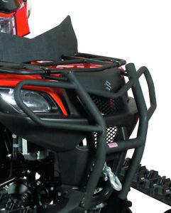 SUZUKI KING QUAD 500 750 FRONT BUMPER ATV KIMPEX POWDER COATED 2008-18
