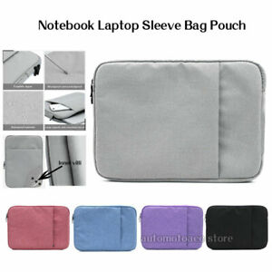 Laptop Cover Case Notebook Sleeve Bag Pouch For Macbook 11/12 13.3 15.4/16 inch