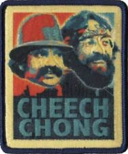 Cheech And Chong Obama Embroidered Patch C006P Marijuana Pot Weed