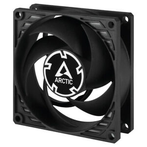 Arctic Cooling P8 PWM PST 80mm 8cm 200-3000rpm via PWM PC 4 Pin Case Cooling Fan