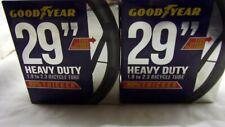 """Nib 2 Goodyear 29"""" Heavy Duty Bicycle Tubes"""