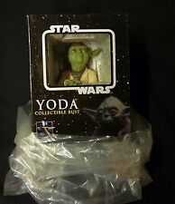 Star Wars Gentle Giant Deluxe Yoda Bust Statue The Empire Strikes Back 2006