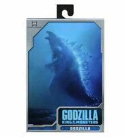 NECA King of the Monsters Blue Atomic Blast Godzilla V2 12 Inch Action Figure