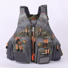 Adjustable Multi-function Breathable Fishing Vest Outdoor Sports Water Sports