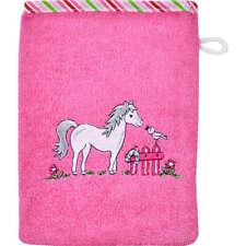 Wörner Waschhandschuh, pink