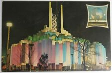 1964 NEW YORK WORLD'S FAIR TOWER OF LIGHT POSTCARD - UNUSED         (INV15008)