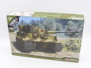 Academy Kit #13314 Tiger-I (Ver. Late) German Heavy Tank 1/35 Scale