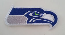 Seattle Seahawks NFL PATCH RICAMATE ca. 10 x 4 cm