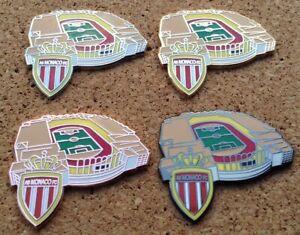 *NEW* AS Monaco FC - Stade Louis II Stadium Pin/Badge