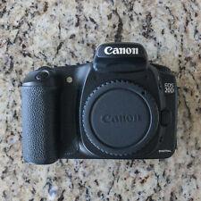 Canon EOS 20D 8.2 MP Digital SLR Camera - 850nm Infrared Conversion