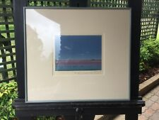 Clifford Malcolm Jones Cascpyne Sunset 2  Monoprint