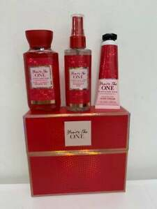 Bath and Body Works YOU'RE THE ONE 3PCS Travel Size Gift Set