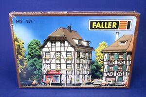 Faller HO Scale Pharmacist's Chemistry Castle Building Kit 417 - Sealed!